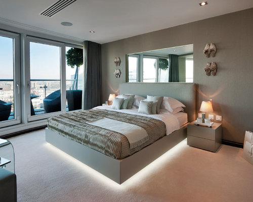 Mirror Above Bed Houzz