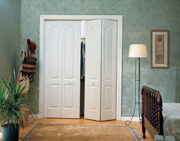 Traditional Bedroom by HomeStory Doors of Orange County
