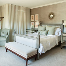 Traditional Bedroom by Troy Spurlin Interiors