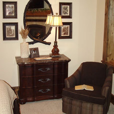 Traditional Bedroom by Laurie Kertis, Ltd.
