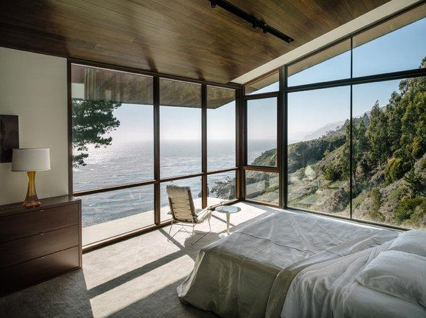 Contemporain Chambre by Fougeron Architecture FAIA