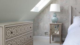 Binky Felstead - House Rennovation