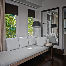 Contemporary Bedroom by Altius Architecture, Inc.