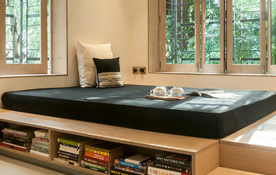 36 Platform Beds for High Style & Deep Storage