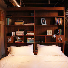 Eclectic Bedroom by The Galante Architecture Studio, Inc.