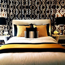 Contemporary Bedroom by Design Find