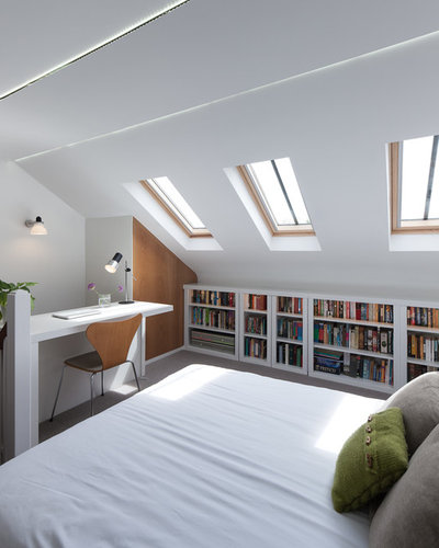 Contemporary Bedroom by APE Architecture and Design Ltd.