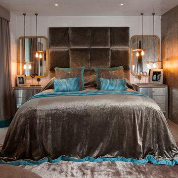 Blackheath London Master Bedroom