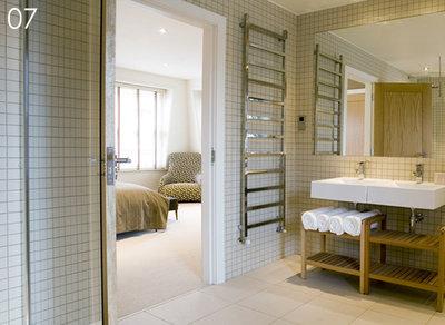 Contemporary Bedroom by Blacksheep