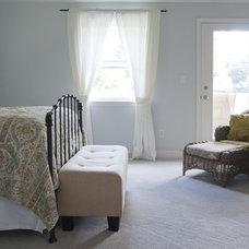 Traditional Bedroom by Adrienne DeRosa