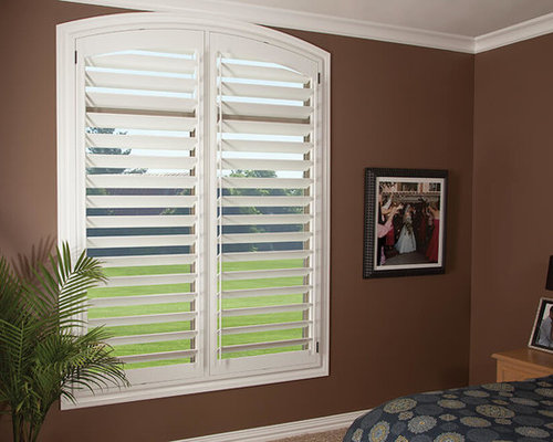 Small Bedroom Window Treatments Ideas And Photos | Houzz