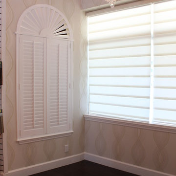 Blinds, Shades and Shutters
