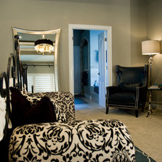 Traditional Bedroom by Adentro Designs