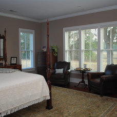 Traditional Bedroom by Crosby Creations Drafting & Design Services, LLC
