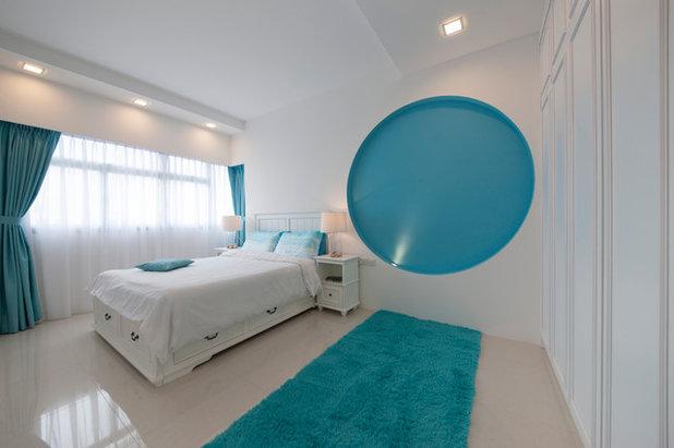 Bedroom by Edge Interior Pte Ltd