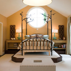 Contemporary Bedroom by Blount Architectual and Interior Design