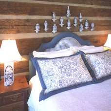 Traditional Bedroom by Leland Interiors, LLC