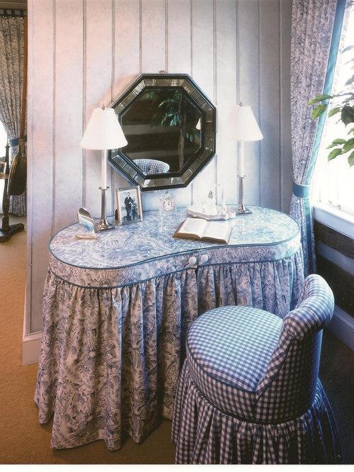 Skirted Dressing Table Houzz