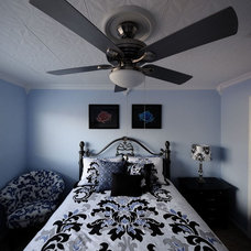 Traditional Bedroom by Decorative Ceiling Tiles, Inc.
