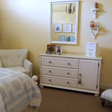 Traditional Bedroom by Shoshana Gosselin