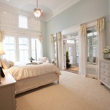 Farmhouse Bedroom by Stephen Alexander Homes & Neighborhoods