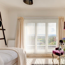 Contemporary Bedroom by Colin Cadle Photography
