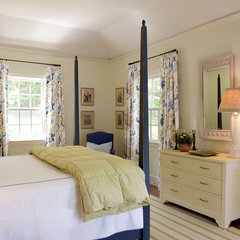 traditional bedroom by Su Casa Designs