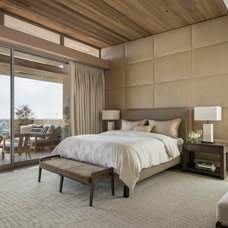 Contemporary Bedroom by GRAHAM architecture