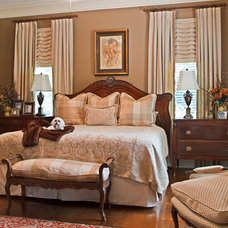 Traditional Bedroom by Trantow Design