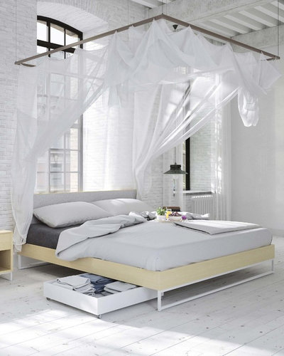 Modern Bedroom by Rove Concepts