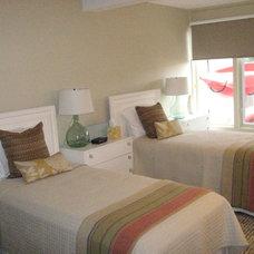 Contemporary Bedroom by Boardwalk Builders