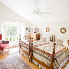 Traditional Bedroom by Boardwalk Builders