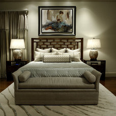Contemporary Bedroom by Elements By Design