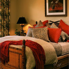 Traditional Bedroom by Debra J Interiors