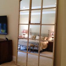 Mediterranean Bedroom by Jennifer Mirch Designs