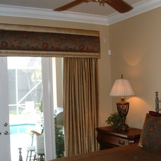 Traditional Bedroom by Boca Window Coverings And Design