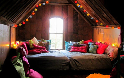 Lofts: Aim High and Fall in Love With Your Attic