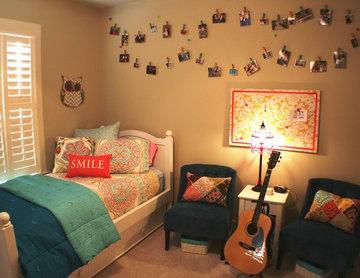 Bohemian Girl's Room