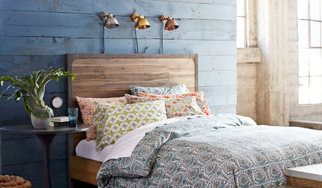 Houzz Quiz: What Colour Should You Paint Your Bedroom Walls?