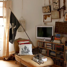 Eclectic Bedroom boho-chic bedroom