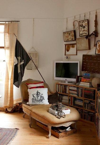 Eclectic Bedroom boho-chic bedroom