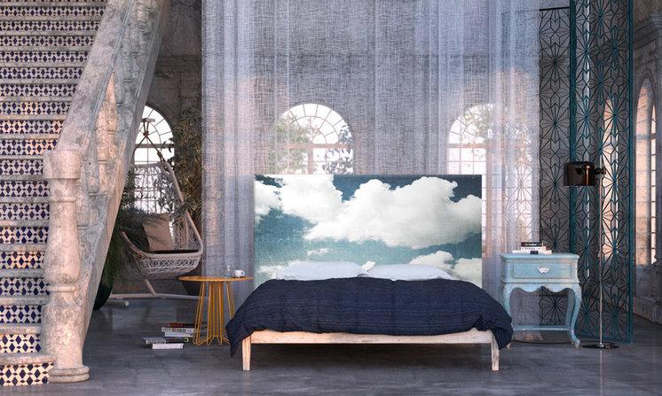 Фьюжн Спальня by NOYO Home Decor