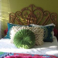 Eclectic Bedroom BoHo