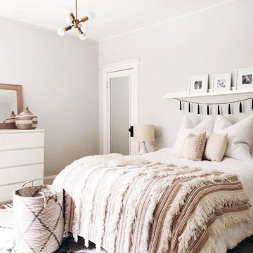 Boho Modern Bedrooms