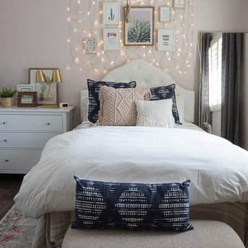 Boho Teen Bedroom