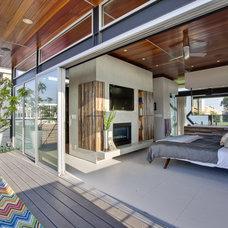 Modern Bedroom Boiler Residence