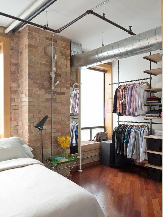 SaveEmailBedroom Clothes Rack   Houzz. Garment Rack For Bedroom. Home Design Ideas