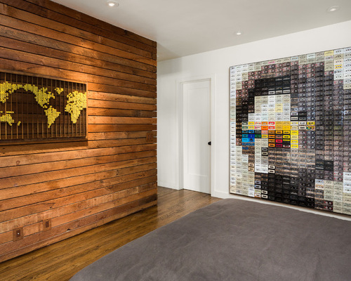 Wood Wall Panel Ideas | Houzz