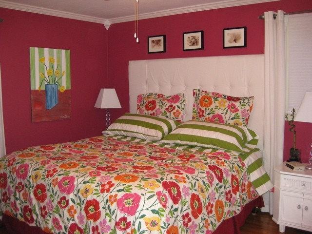 Contemporary Bedroom by Marie Grabo Designs