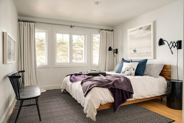 Contemporary Bedroom by Studio Revolution